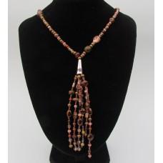 Necklace 4 tassle